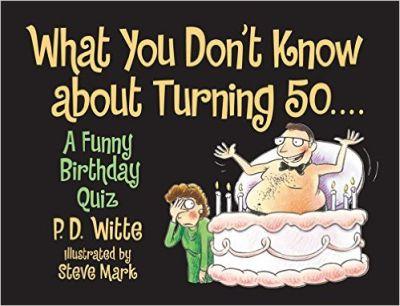 Funny 50th Birthday Gag Gifts