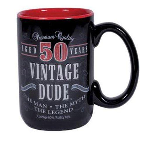 50th Birthday Gag Gifts Coffee Mug
