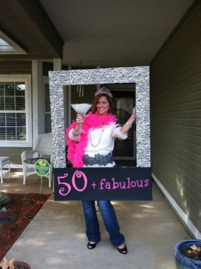 Planning a Fabulous 50th Birthday Party Photo