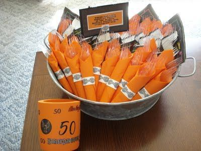 Harley Davidson 50th Birthday Party Supplies
