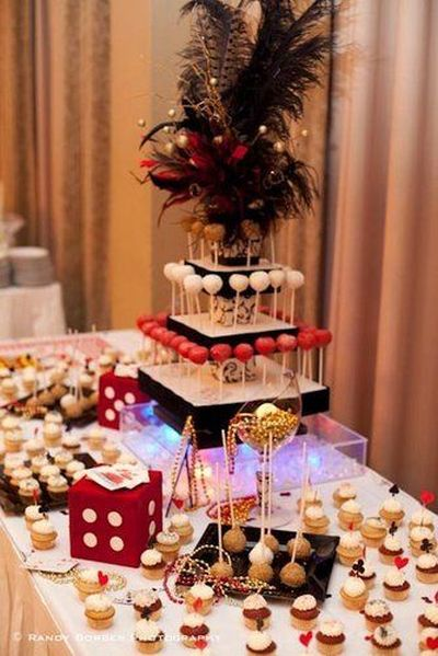 Casino Party Decorations Ideas