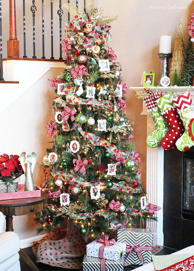 50th Birthday Party Themes Christmas Tree