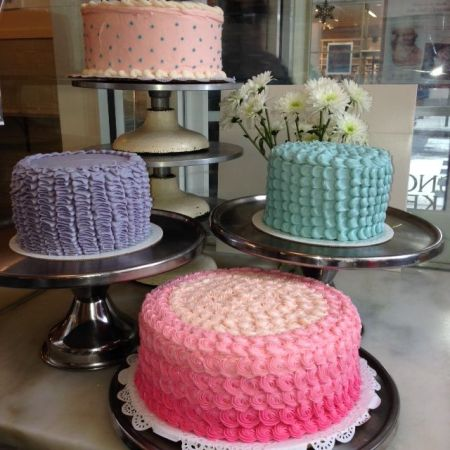 A Variety of 80th Birthday Cake Ideas