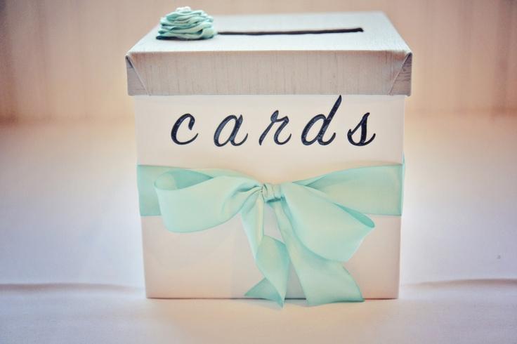 80th Birthday Card Box