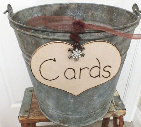 Pail of 80th Birthday Cards