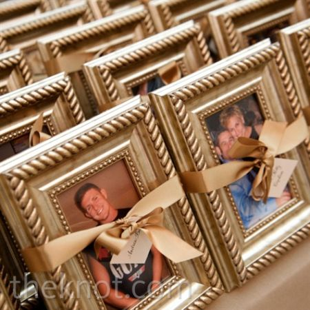 Photo Frame 80th Birthday Party Favors