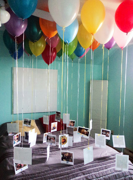 80th Birthday Party Suggestions Photo Balloons