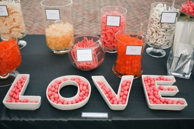 table decoration ideas for bridal shower