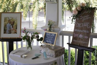 brides house decoration. Love birds  Bridal Shower Decoration Ideas
