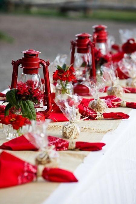 Colorful Candy Apple Wedding Favor Idea