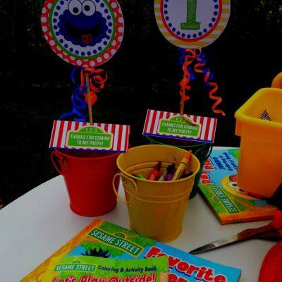 Elmo Birthday Party Games