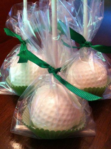 Sweet Golf Themed Wedding Favors