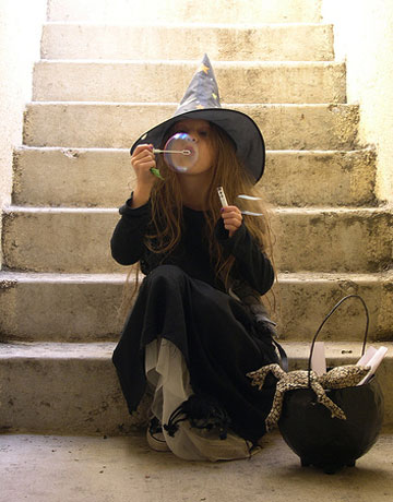 Fun Halloween Witch Costume