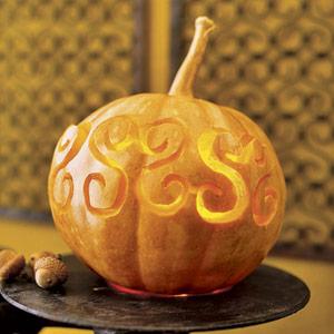 Sophisticated Halloween Pumpkin Carving Ideas