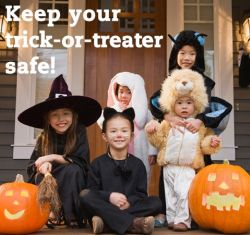 Trick Or Treating Safety