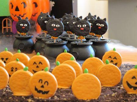 Sweet Halloween Snacks