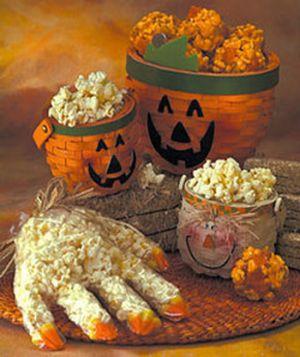 Popping Good Halloween Snacks