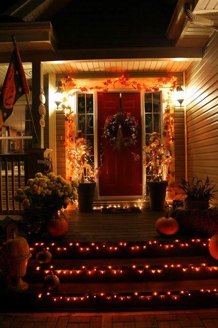 Halloween Yard Decorations Curb Appeal