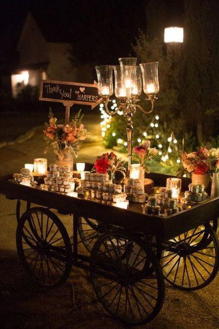 DIY Wedding Favors Ideas