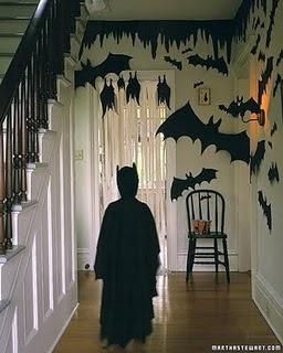 Batty Kids Halloween Crafts