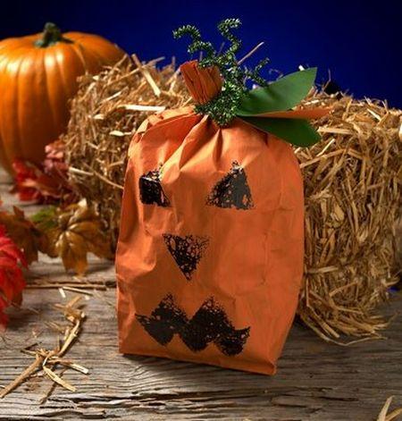 Kindergarten Halloween Bag