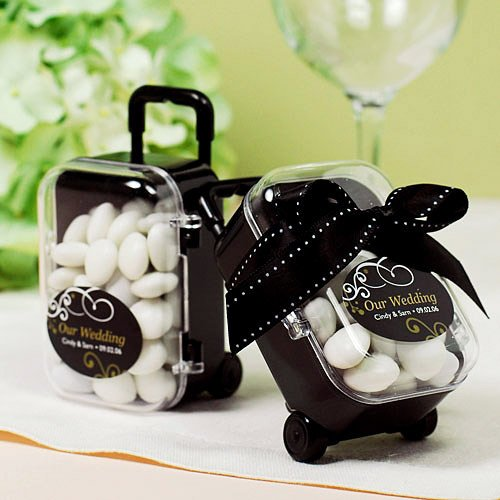 Mint Favors For Destination Weddings