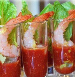 Shrimp Party Food Idea
