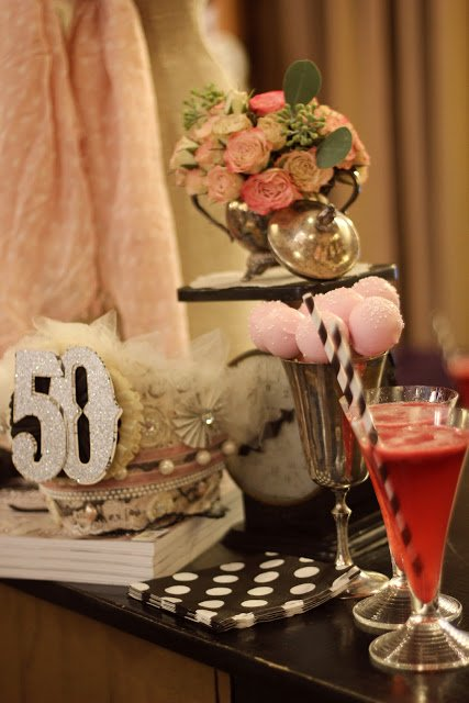 Planning A Vintage 50th Birthday Party