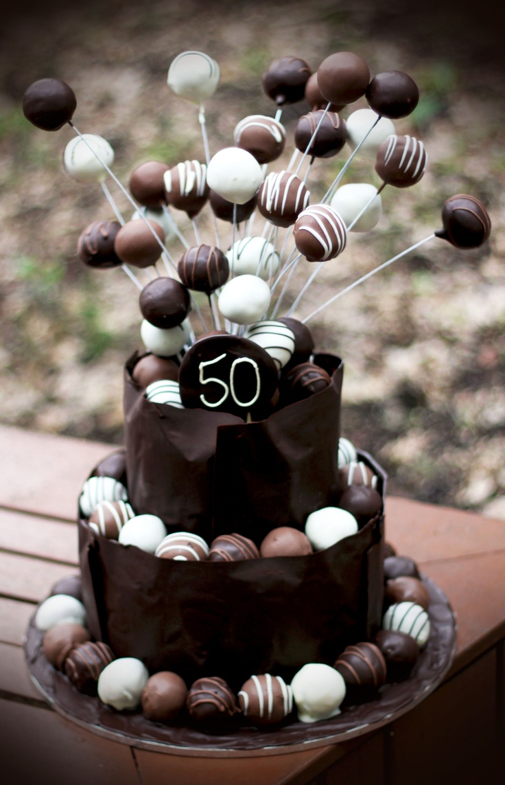 Planning A 50th Birthday Party Treat