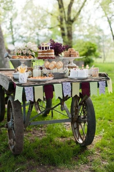 Planning A 50th Birthday Party Wagon