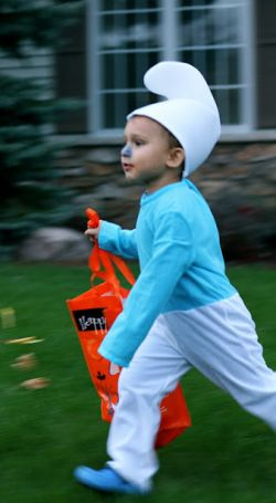 Smurf Halloween Costumes For Kids