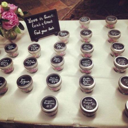 Wedding Favor Mint Treats