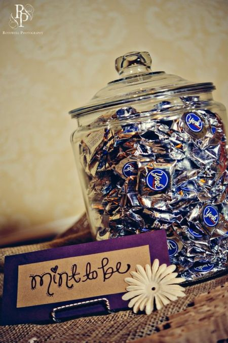 Personalized York Peppermint Patties
